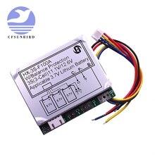 3S 12.6V 12V 100A panneau de Protection de batterie au Lithium 3 cellules 11.1V fonction déquilibre polymère Li ion Charge protéger Module PCB BMS