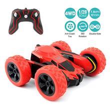 RC Car Stunt Car Toy Amicool 4WD 2.4Ghz