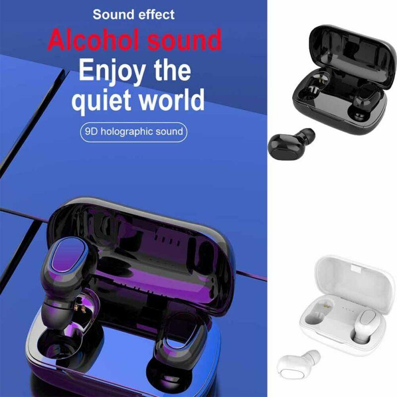 5.0 fone de ouvido tws sem fio celular fones de ouvido estéreo in-ear fones de ouvido