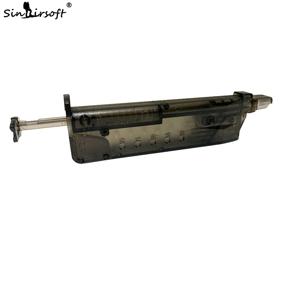 SINAIRSOFT Airsoft 100rd BB Speed Loader For Airsoft Guns LARGE Airsoft Speed Loader 100 BB Capacity Paintball Shooting Hunting