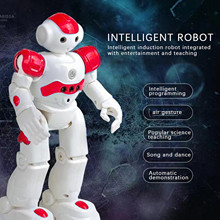 Interactive-Toy Brain-Game Rc-Dancing-Robot Children Light And Sound for English Study