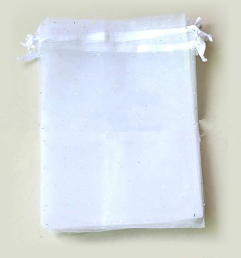 Packing Bag Jewelry Fresh White Not Seal Lucency Show Soft Party Small Gifts Packet Hallowmas'day Candy 7x9cm Cute 30pcs/1 Lot