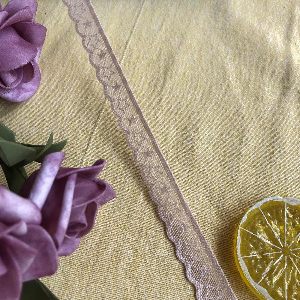 1.5 centimetri LS1071 molle variopinta elastica elastica del merletto trim artigianato fai da te abbigliamento per cucire abito da sposa in tessuto della biancheria intima della biancheria del merletto