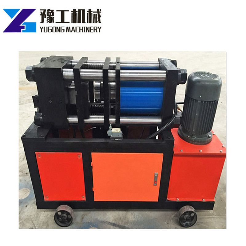 Steel Upsetting Machine 380V Super Horsepower 7.5Kw High Power Motor Steel Bar Processing Equipment