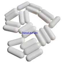 Mieszadło magnetyczne mieszadło magnetyczne PTFE Mixer mieszadło s, kształt cylindra, (10 sztuk)
