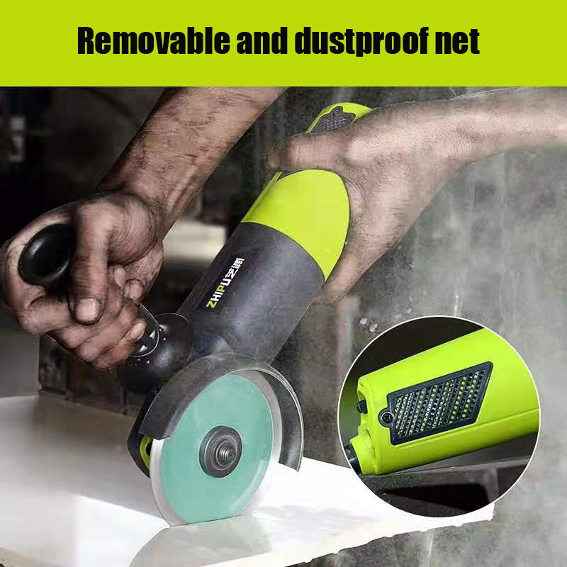 Hand Tool Set Rcordless Angle Grinder Metabo Angle Grinder Parts Angle Grinder 1100W