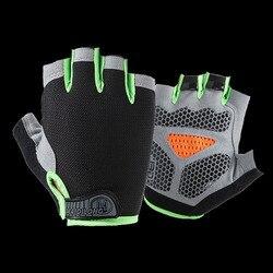 WALK FISH Fishing Gloves Non-Slip Breathable Ultrathin Unisex Half Finger Glove Camping Fishing Carp Equipment guantes de pesca