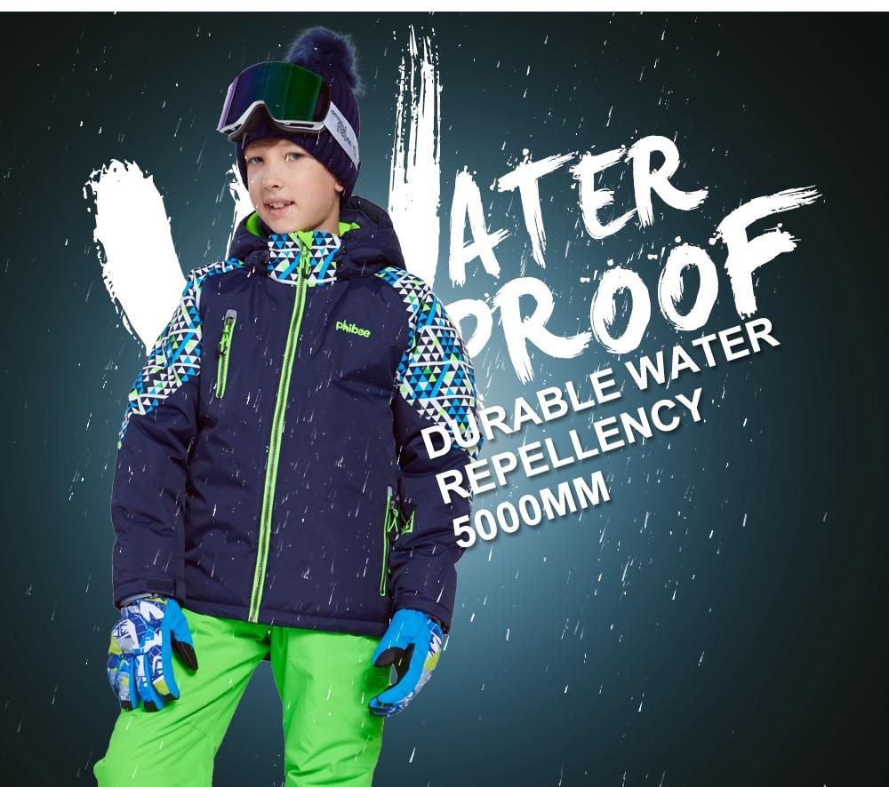 boys cool ski jackets