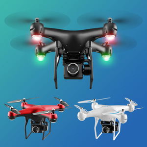 S32T 4K Drone Rotating Electric Camera HD Anti shake Gimbal Wide Angle WiFi FPV Altitude Hold RC Quadcopter Dron 25 Mins Flight|RC Helicopters|Toys & Hobbies -
