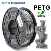 Enotepad petg 3d Синтетическая нить 1кг/22lbs 175 мм погрешность