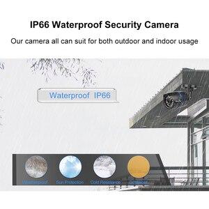 Image 5 - Techage 1080P 2MP Wireless IP Camera IR Night Vision Audio Record P2P Onvif Video Security Wifi Camera Outdoor CCTV Surveillance