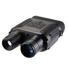 NV400B цифровой Ночное Видение бинокулярный телескоп ИК светодиодный Camorder 3.5X-7X зум Мини камеры видеонаблюдения ночного наблюдения устройство...