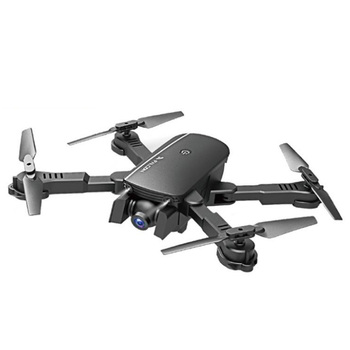 Rc Drone Wifi Fpv Aerial Optical Flow Positioning Gesture Photo Super Clear Dual Camera Foldable Drone