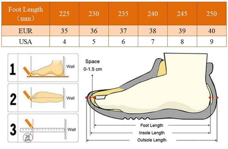 790-40-女运动鞋尺码