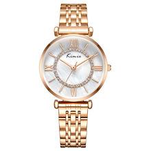 Часы наручные женские кварцевые со стразами брендовые Роскошные