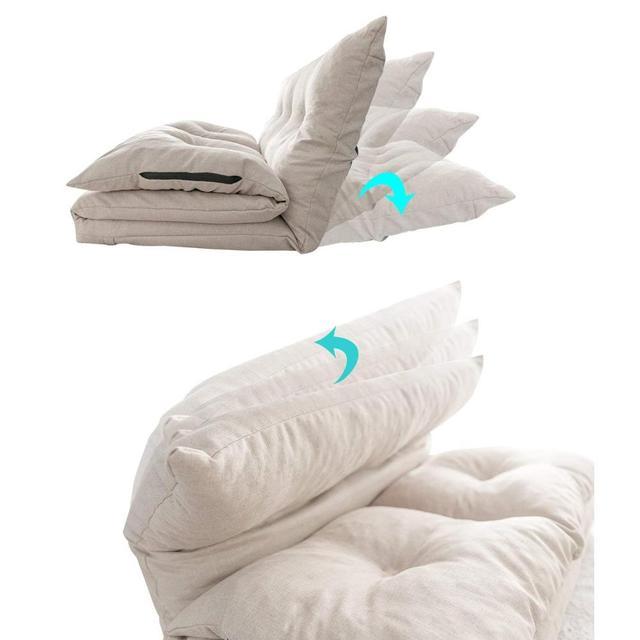 регулируемая ткань диван складной кровать шезлонг кресло для фотография