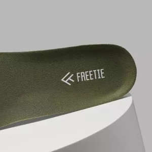 Image 3 - New Youpin Freetie Thick sponge breathable insole Soft material arch support shock absorption breathable sweat absorbent