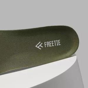 Image 3 - חדש Xiaomi Youpin Freetie עבה ספוג לנשימה מדרסים רך חומר קשת תמיכת הלם קליטה לנשימה זיעה סופגת