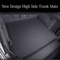 car trunk mats specially for Lexus NX 200 200T 300h RX RX300 RX450H GS300 IS250 LX570 GX470 ES250 ES car styling liners rugs