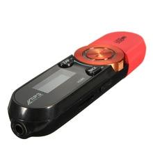 Портативный USB цифровой ЖК-экран поддержка 16 ГБ TF карта FM MP3 плеер
