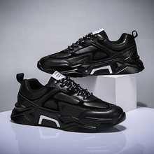 Men Casual Shoes Tenis Breathable Krasovki Lace Up Luxury Fashion Street Trend Light Sneakers Male Chaussure Homme Zapatillas 46