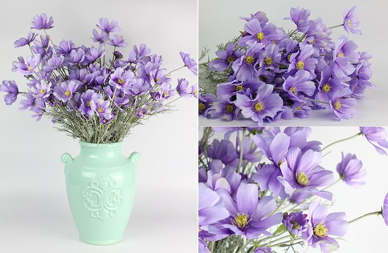 casa flores margarida flor decorativa camomila
