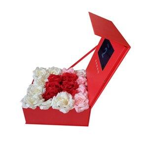 Image 3 - Boîte à couverture rigide 7 pouces, 2 go de mémoire, carte de vœux universelle, HD, pour regarder des livrets vidéo, pour les entreprises publicitaires