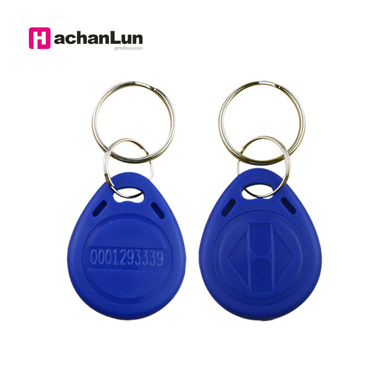 5 / 10PCS RFID Access Keychain 125KHZ Electronic Tag Card EM / TK4100 Waterproof Chip Token ABS Read Only Key