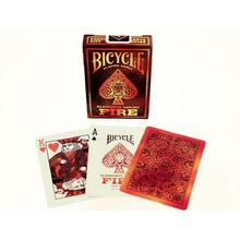 Bicycle Fire Elements Series Playing Cards Deck Collectable Poker Limited Edition Sealed Magic Cards Magic Tricks Props