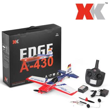XK A430 XK A-430 RC Aircraft with 2.4G 8CH 3D6G Brushless Motor Remote Control Airplane