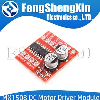 MX1508 DC Motor Driver Module 2V-10V 1.5A 2-Way PWM Speed Dual H-Bridge Stepper L298N - sale item Active Components