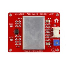 Crowtail Microwave Sensor Module Electronics DIY Kit Open Source 1Pcs Free Shipping цена