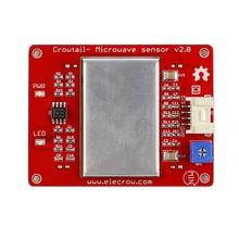 Crowtail Microwave Sensor Module Electronics DIY Kit Open Source 1Pcs Free Shipping