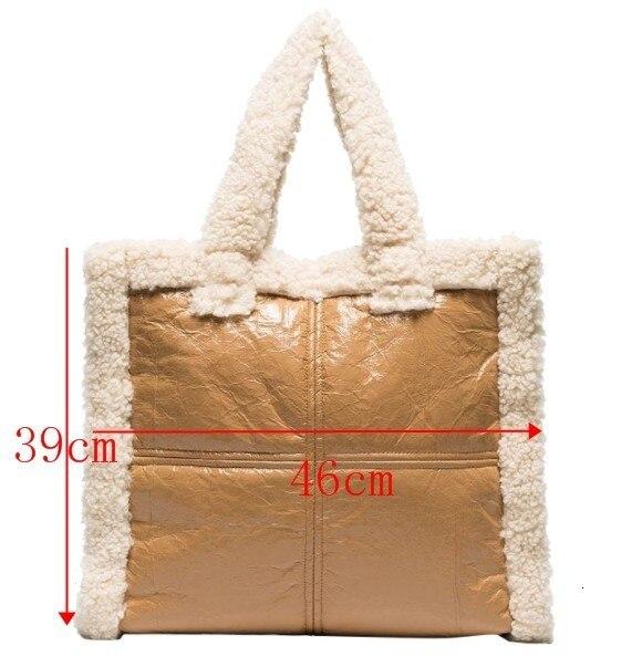 [Bxx] pele do falso crossbody sacos para