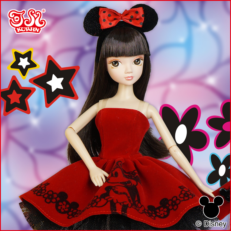 11-inch-90th-anniversary-fashion-Mickey-doll-gift-collection-6115