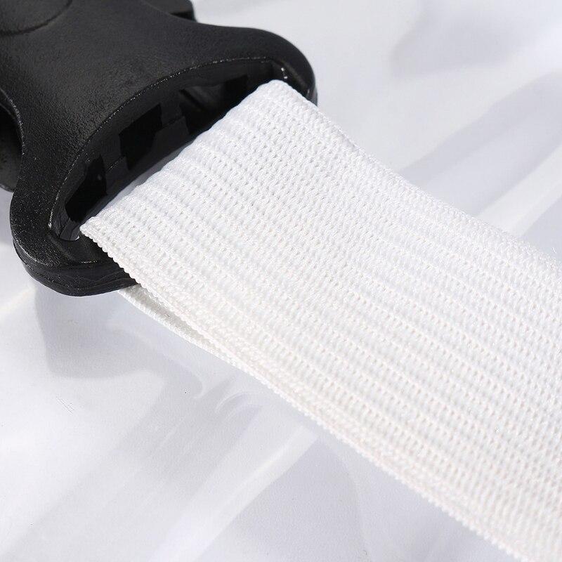Пластиковая прозрачная Стоматологическая Подушка для стула подушка для ног Стоматологическое Кресло Блок Пылезащитный Чехол протектор с эластичными лентами клиника питания