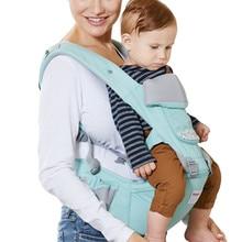 2020 New Baby Backpack Infant Carrier Sling Baby Organic Suspenders Wrap Hipseat Port Mochilas Infantil Canguru Para Bebes