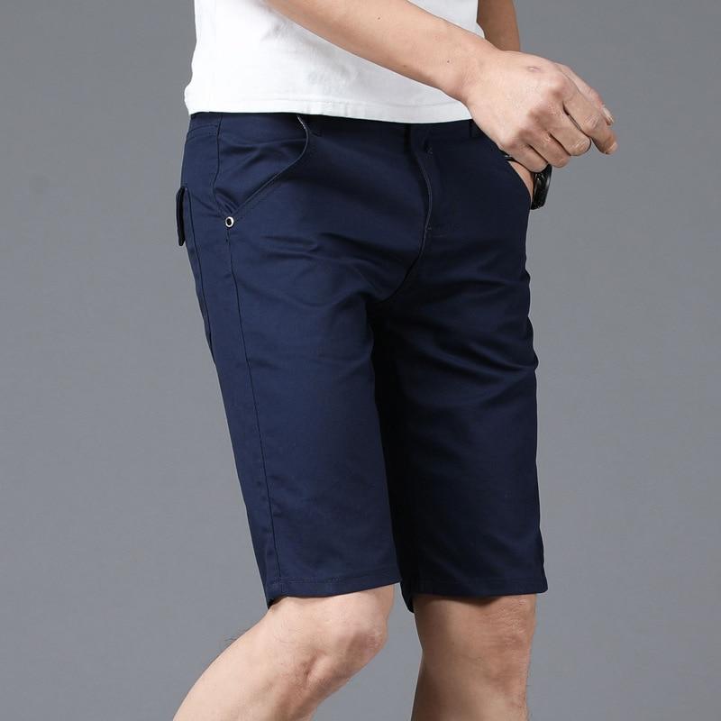 2019 Summer Youth Shorts Thin Shorts Casual Pants Men's Summer Shorts 5 Pants Breeches