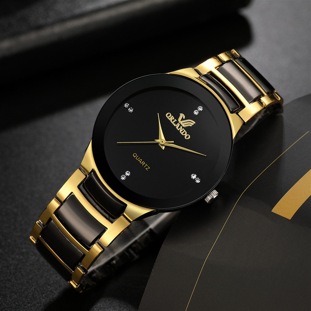 Quartz Watch Relogio Masculino Casual Business Wristwatch  1