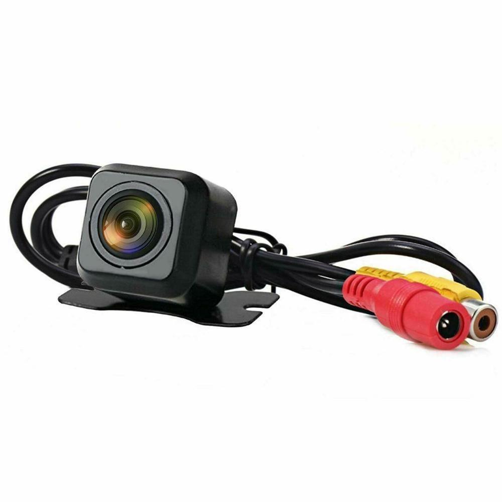 Камера заднего вида для автомобиля, камера ночного видения, монитор парковки, водонепроницаемая камера, угол обзора 170 градусов, HD видео