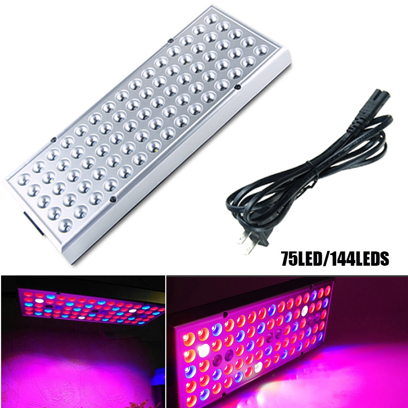 25W/45W Seeds LED Plants Grow Panel Light UV IR Cultivo Growing Lamps Phyto Lamp For Indoor Greenhouse Growbox Tent