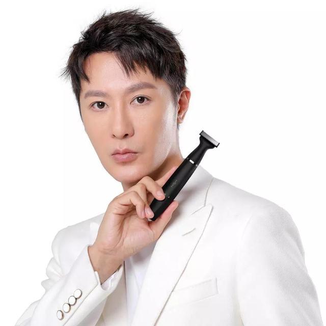 2020 New Xiaomi MSN Electric Hair Shaver Razor Waterproof Dry & Wet Body Leg Armpit Hair Eyebrow Styling Trimmer for Men 6
