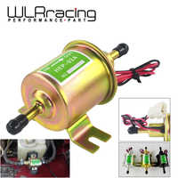 New 12V 24V Electric Fuel Pump Low Pressure Bolt Fixing Wire Diesel Petrol HEP-02A For Car Carburetor Motorcycle ATV