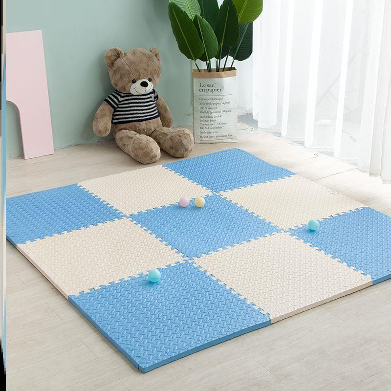 10 Teile/Satz EVA Baby Schaum Clawling Matten Puzzle Spielzeug Für Kinder Boden Spielen Matte Pädagogisches Anzahl Kurze Kinder