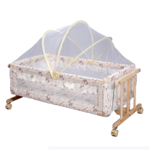 Baby Cradle Bed Mesh Mosquito Nets Foldable Summer Baby Arched Mosquitos Nets Portable Crib Netting For Infant Baby Cradle