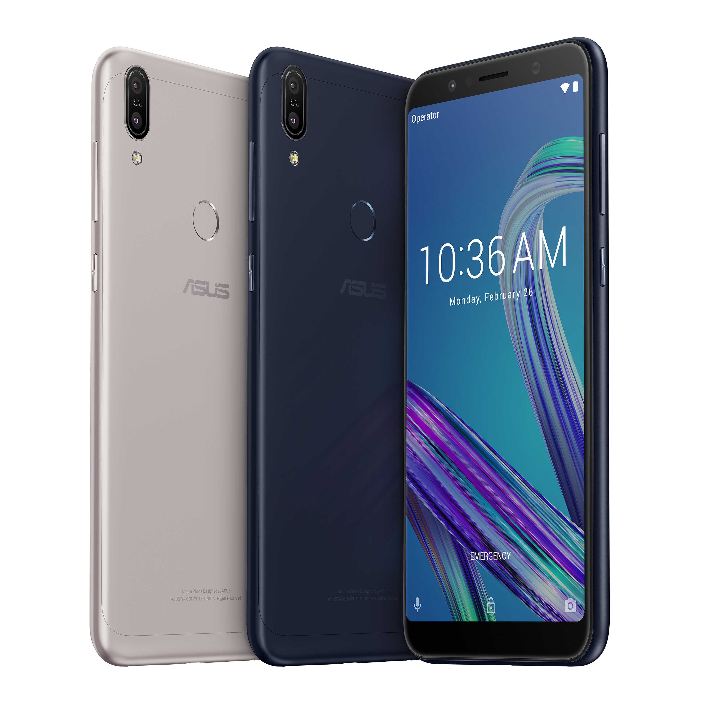 Globale Version ASUS ZenFone Max Pro (M1) ZB602KL 4GB 64GB 6 zoll 4G LTE Smart handy entsperrt Gesicht ID 5000mAh Android8.1