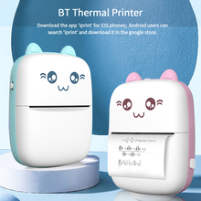 Thermal-Printer Photo-Label Wrong Question-Printing Mini Portable Wirelessly Memo Usb-Cable