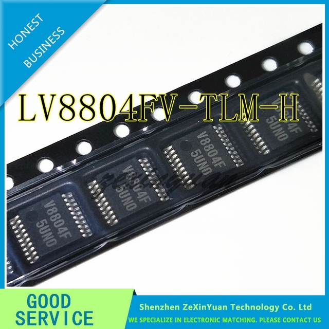 10PCS LV8804FV TLM H LV8804FV LV8804 V8804F SSOP20 100% חדש