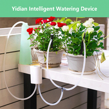 Automatic Watering Pump Controller Indoor Plants Flower Drip Irrigation Device Water Irrigation System Battery Garden Supplies