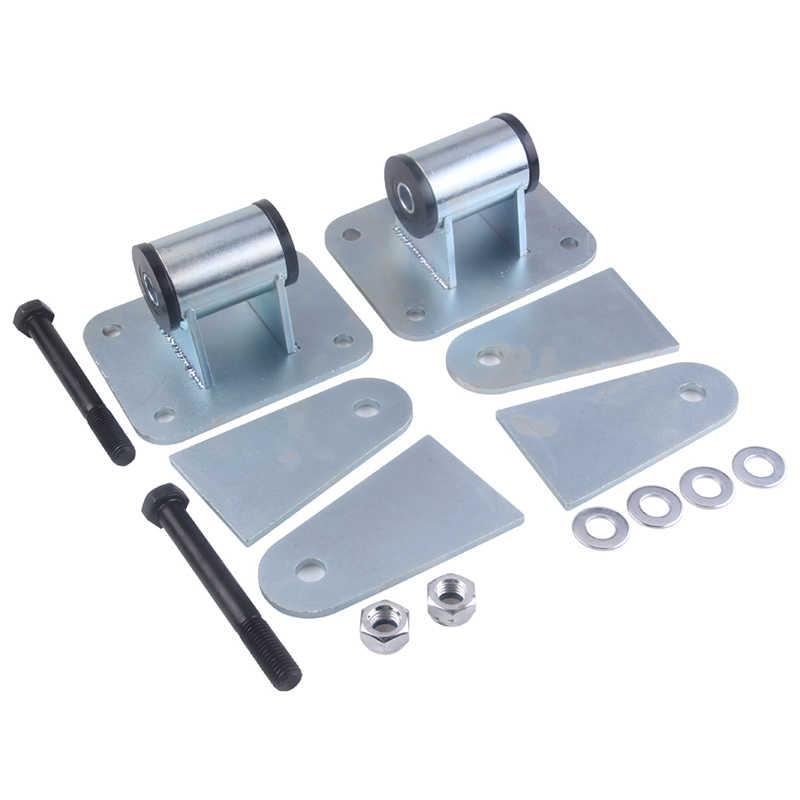 Araba çerçeve bağlar motor takozu LSx LS1 LS2 LS6 LS GMC Sonoma için S15 Chevrolet S10 2.8 Ltr araba aksesuarları